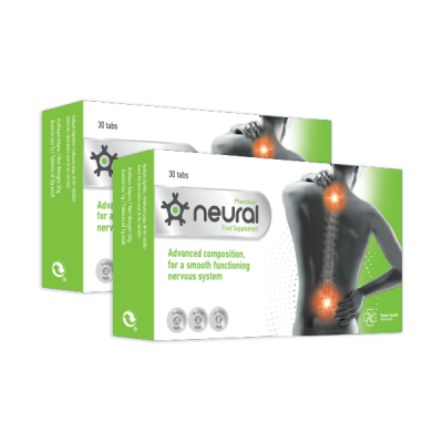 Neural Food Supplement 2 Month pack